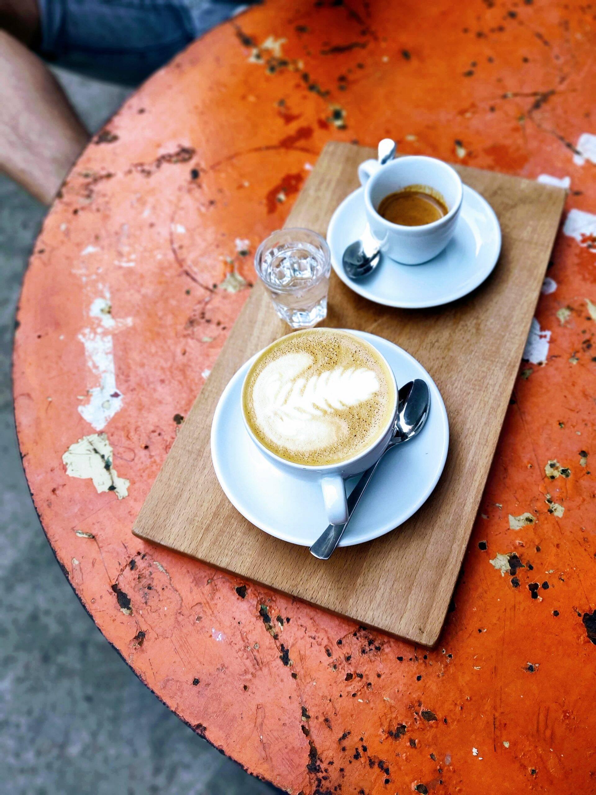 Belga & Co Coffee in Brussel
