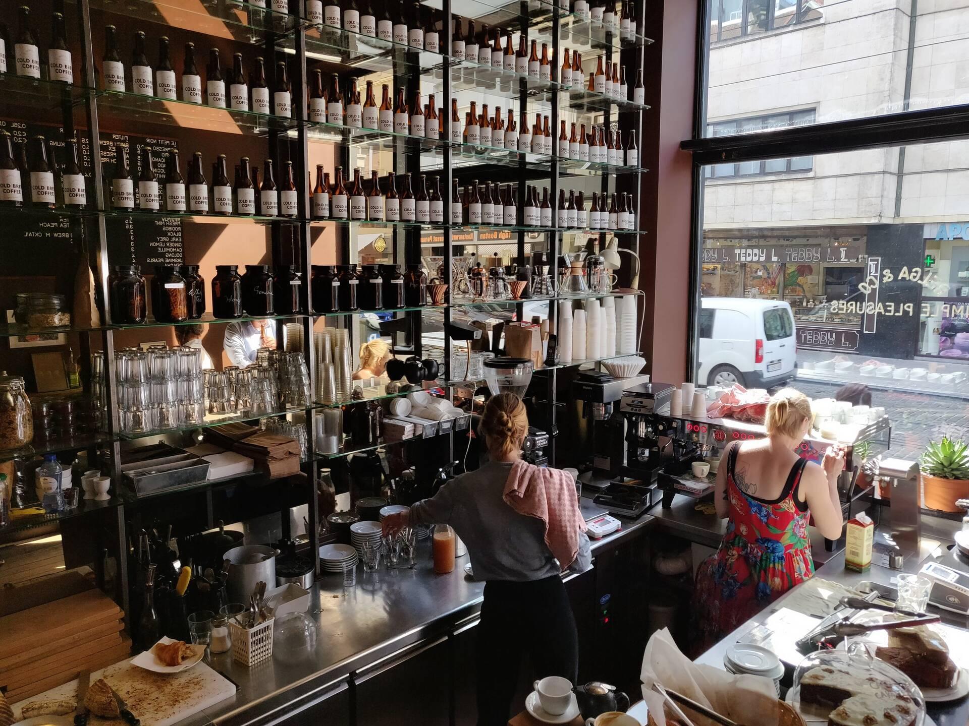 Belga & Co Coffee Brussel