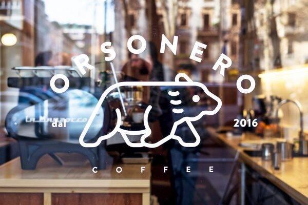 ORSONERO COFFEE Milaan