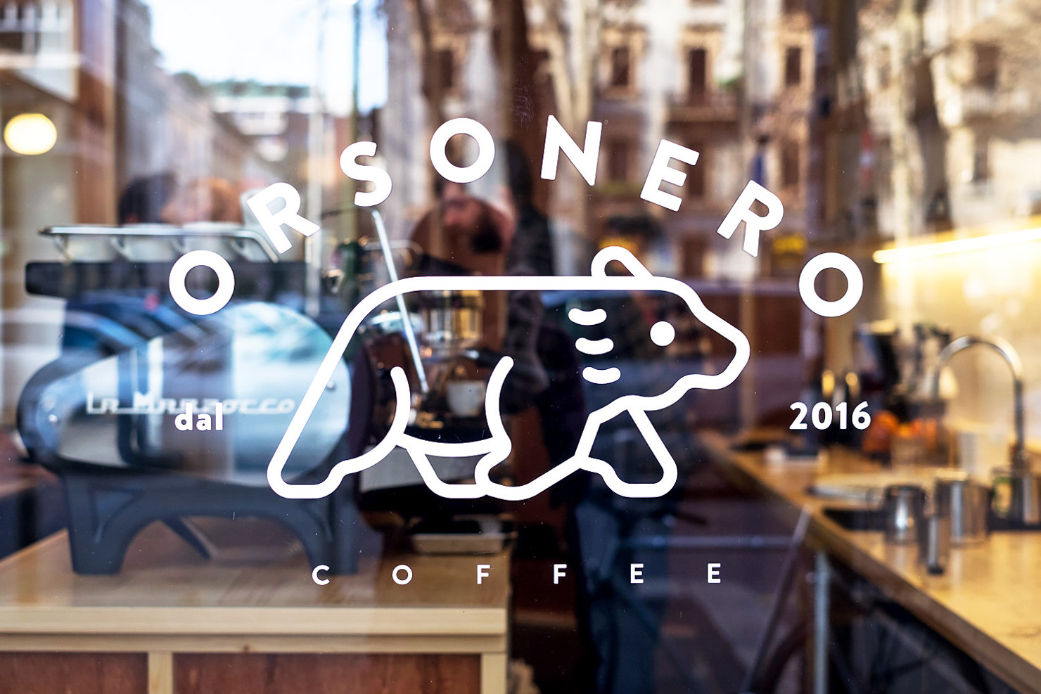 ORSONERO COFFEE Milaan