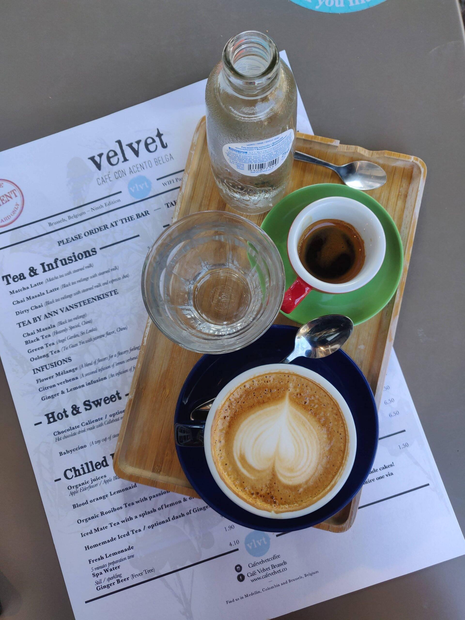 Cafe Velvet Brussel