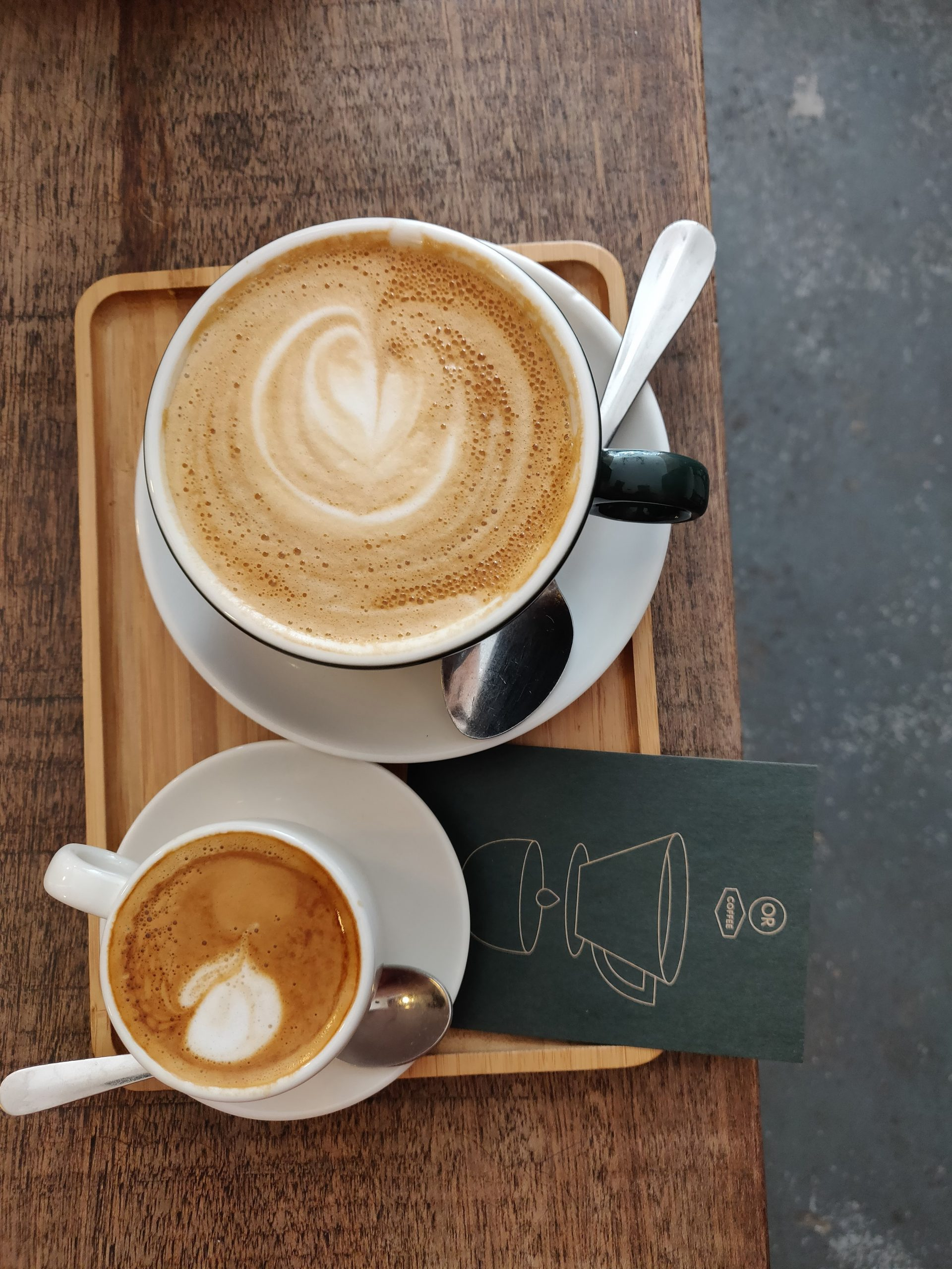 OR Coffee Bar – City Center Brussel