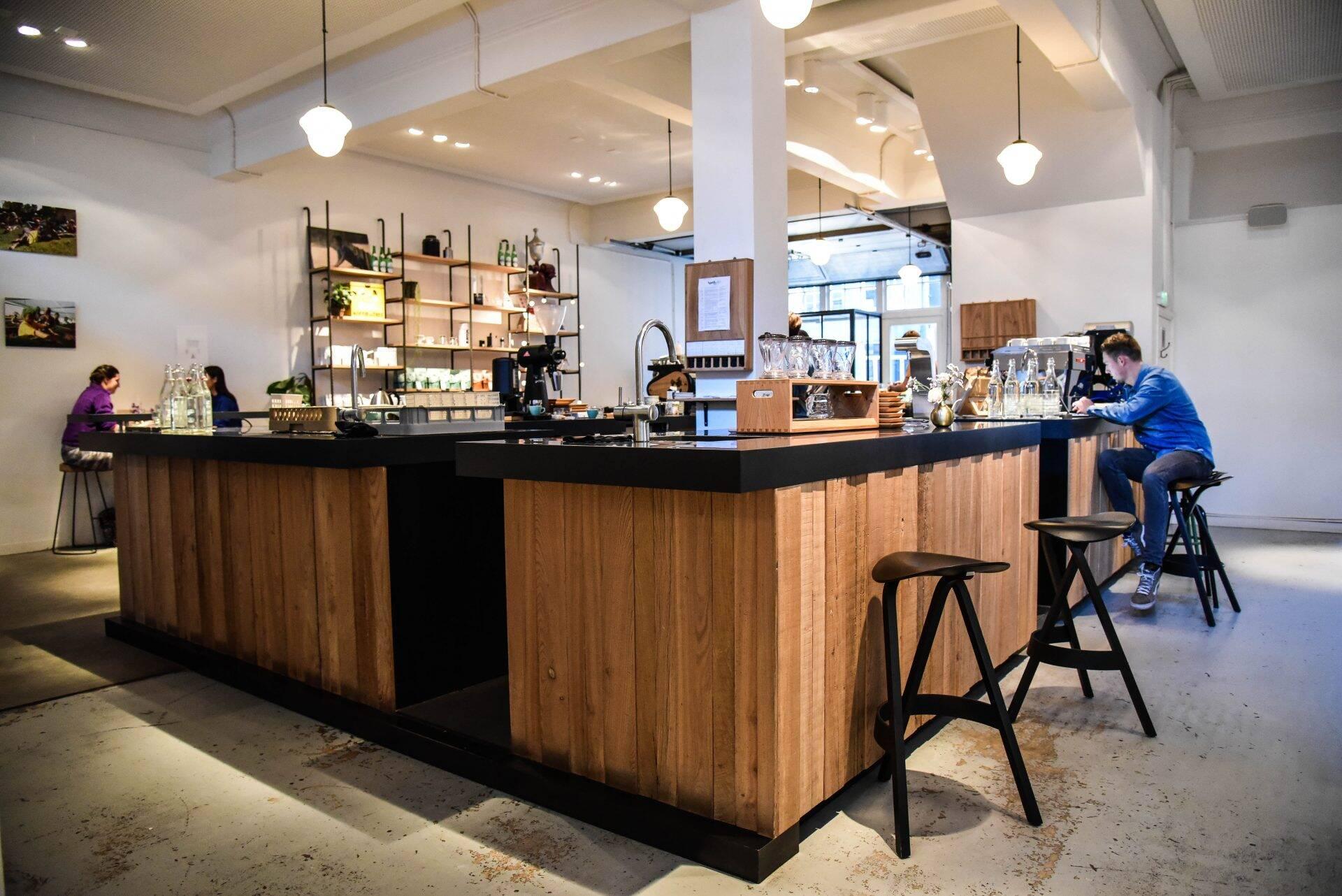 Bocca Coffee in Amsterdam