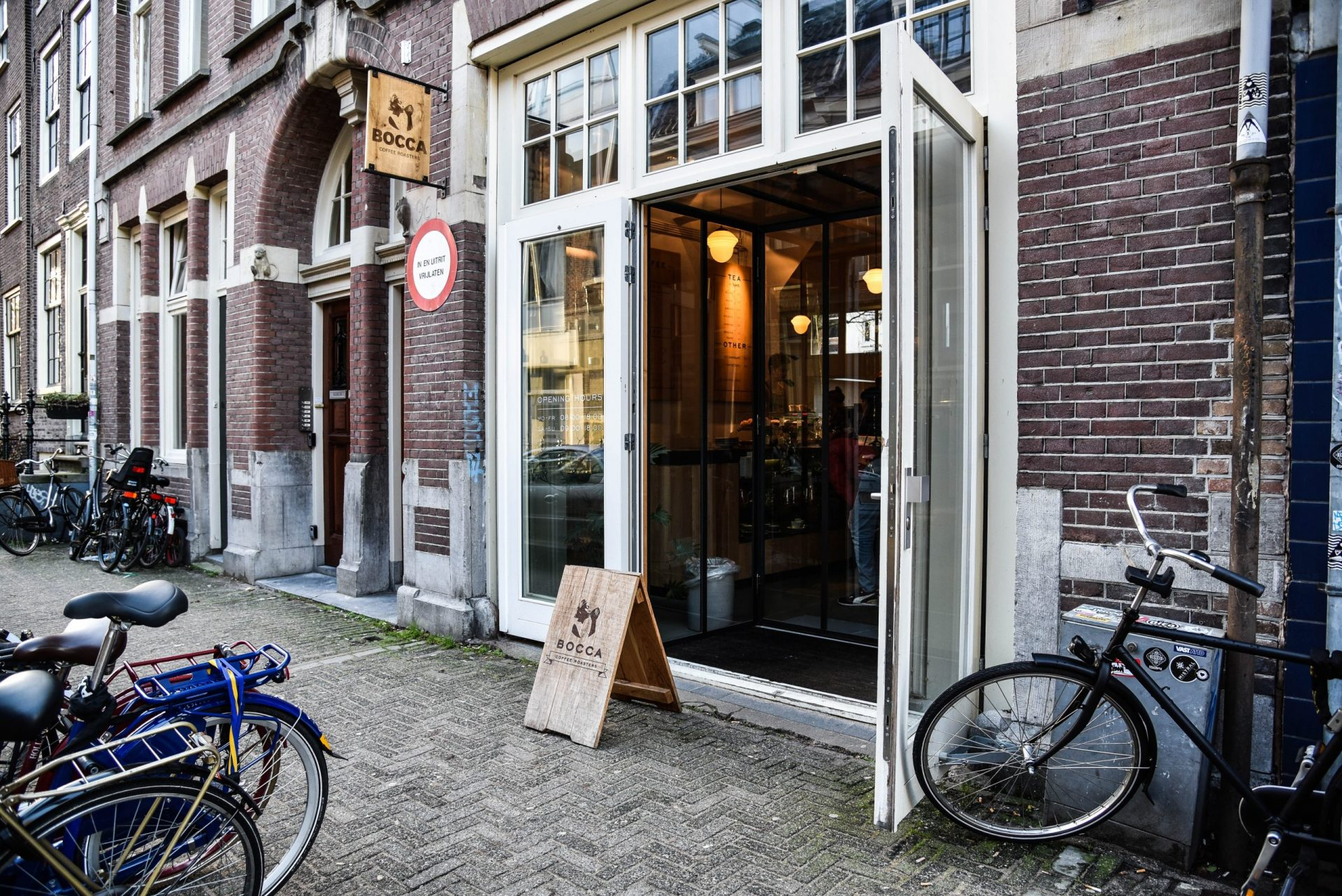Bocca Coffee in Amsterdam