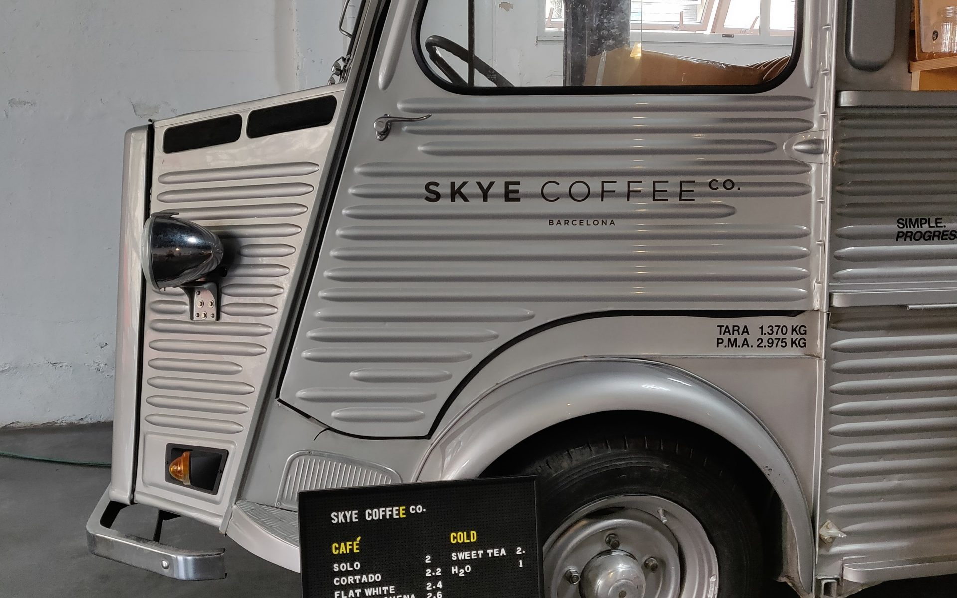 SKYE Coffee Co. Barcelona