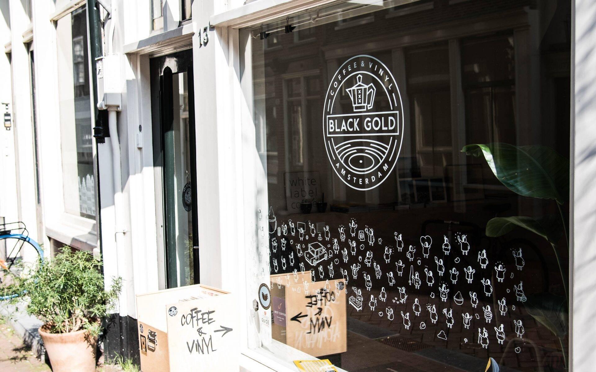 Black Gold Amsterdam