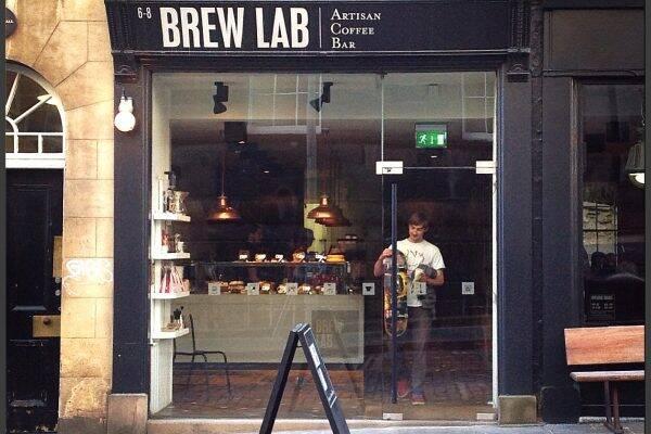 Brew Lab Coffee Edinburgh