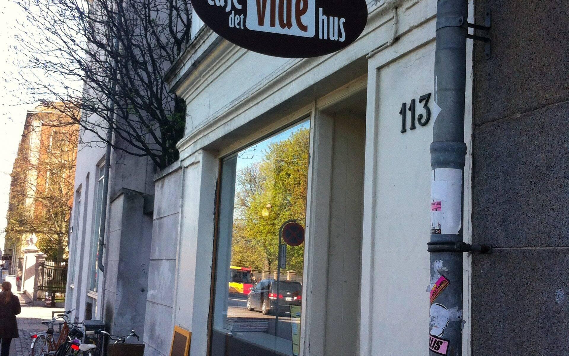 Café Det Vide Hus Kopenhagen