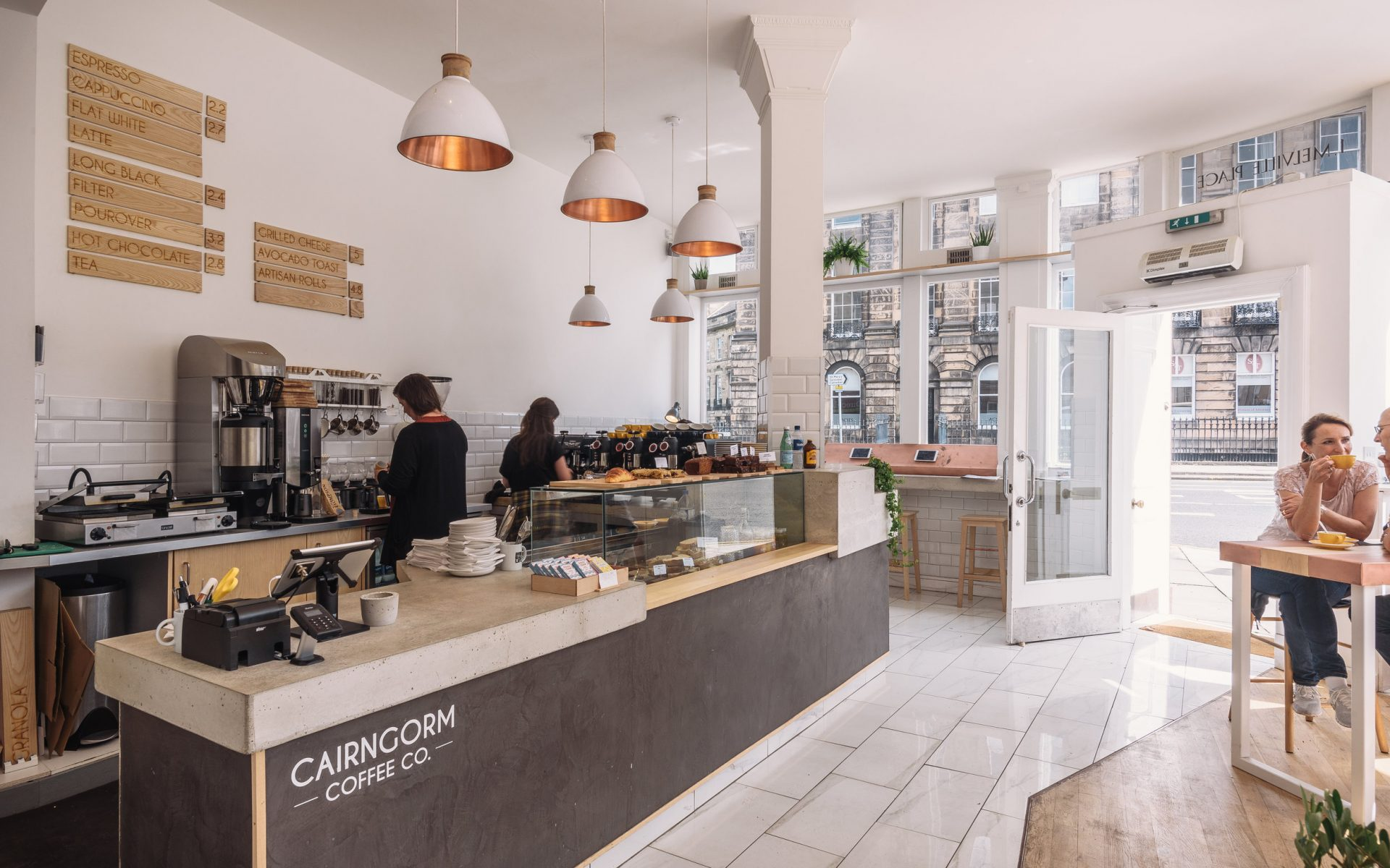 Cairngorm Coffee Edinburgh