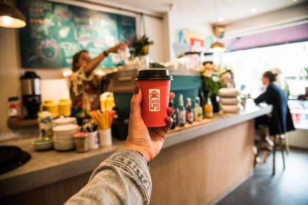 Coffee Bru Amsterdam
