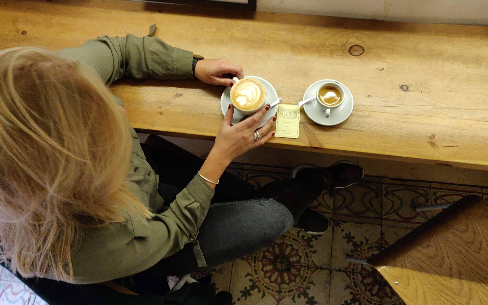 Coffee and Kicks Madrid