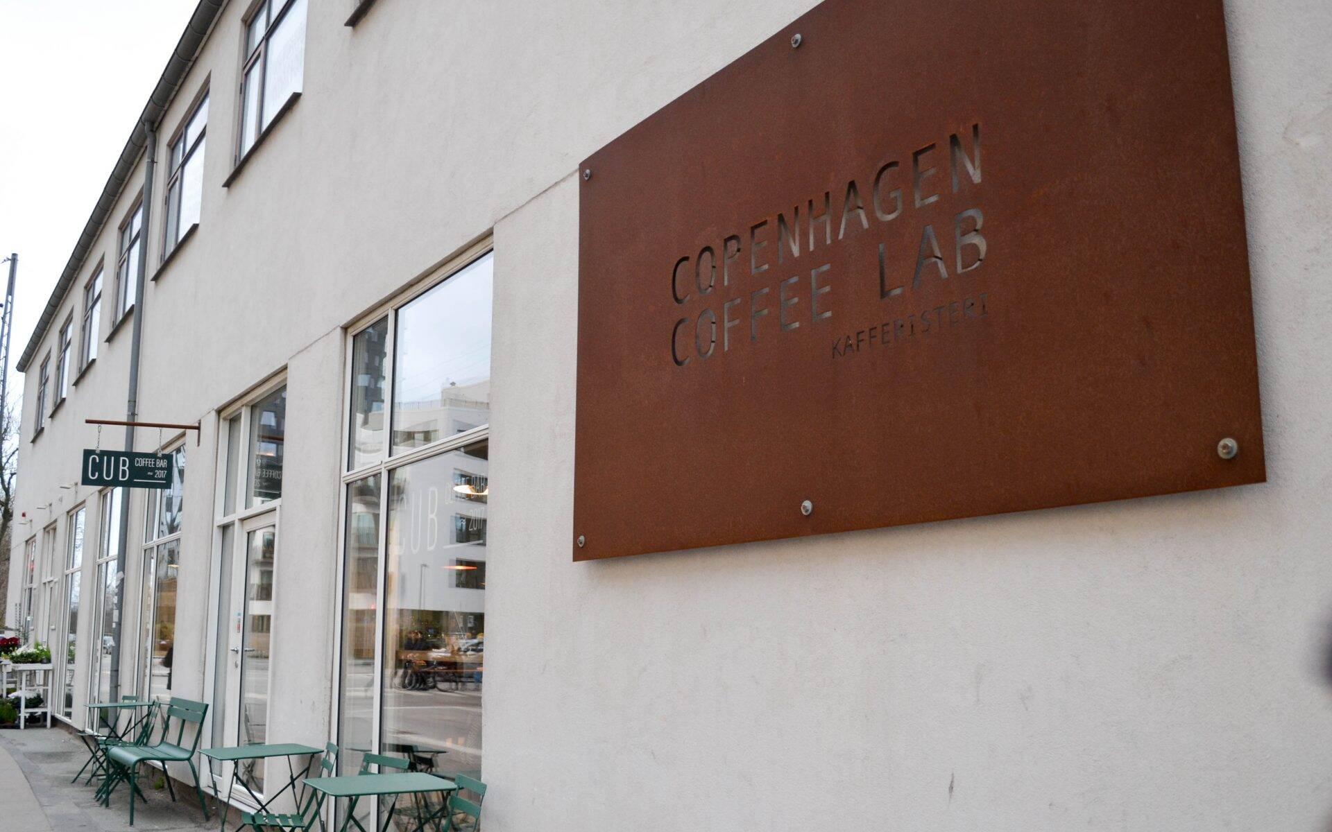 Copenhagen Coffee Lab ApS Kopenhagen
