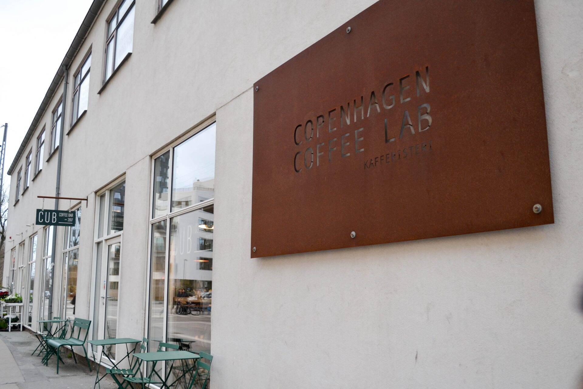 Copenhagen Coffee Lab ApS in Kopenhagen