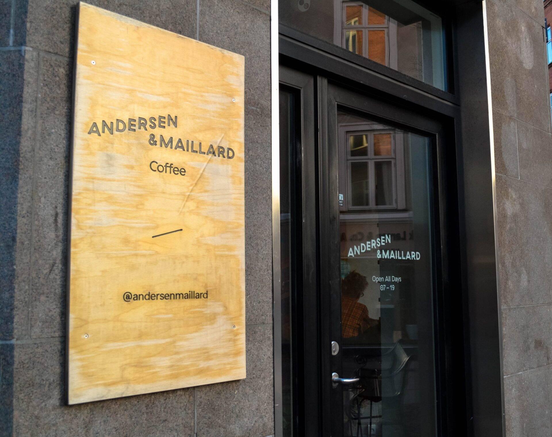 Andersen & Maillard in Kopenhagen