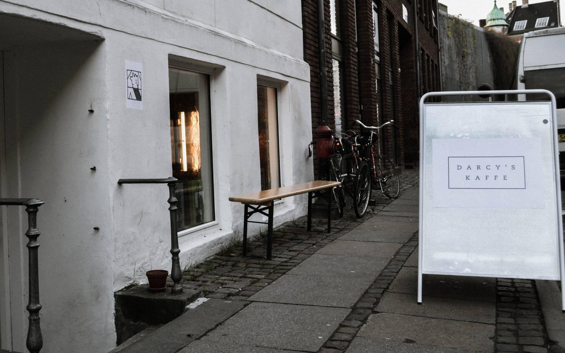 Darcy's Kaffe Kopenhagen