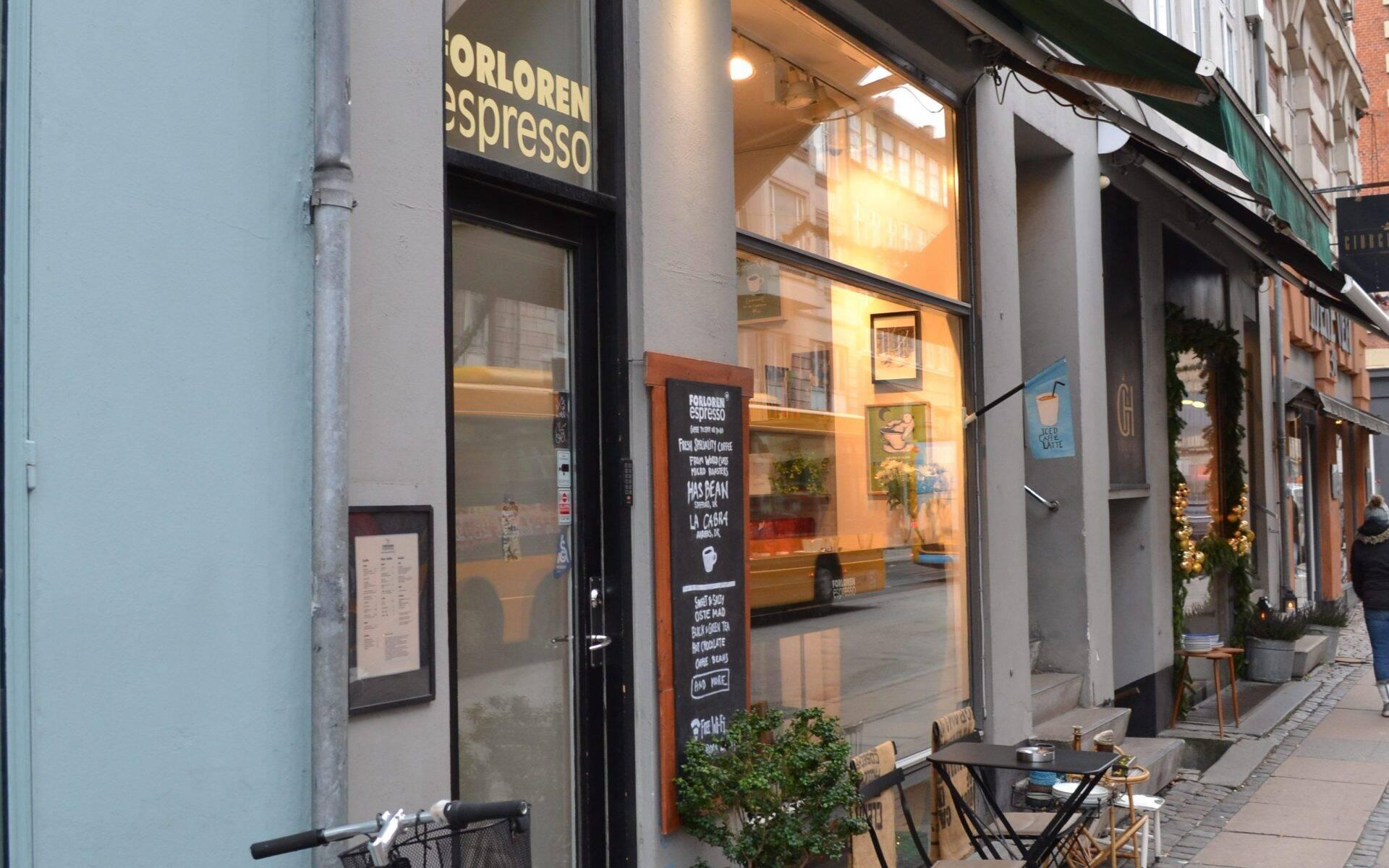 Forloren Espresso Kopenhagen