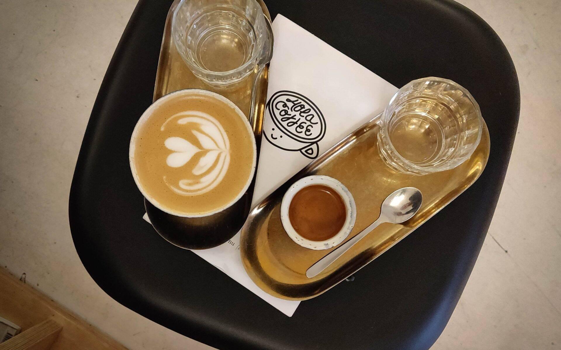 Hola Coffee Madrid