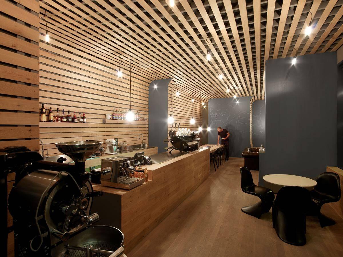 Espressofabriek IJburg Amsterdam