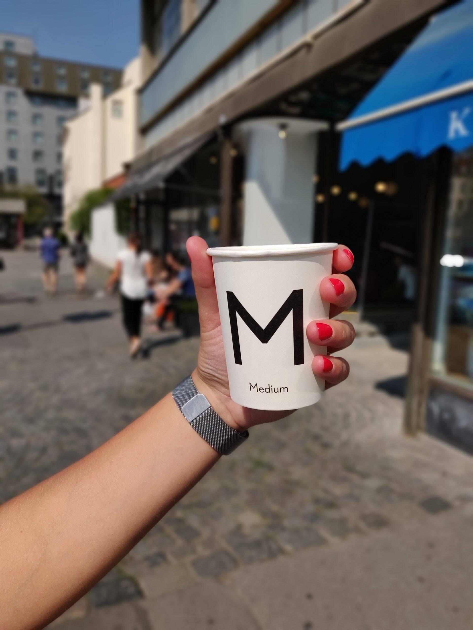 EMA Espressobar in Praag