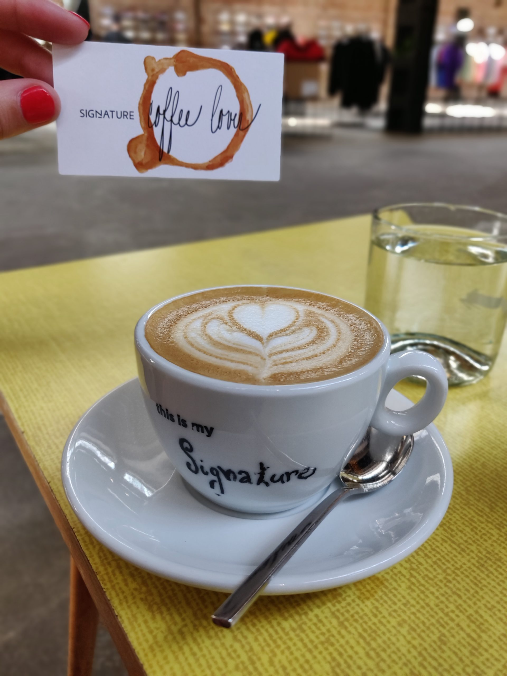 VNITROBLOCK Coffee in Praag