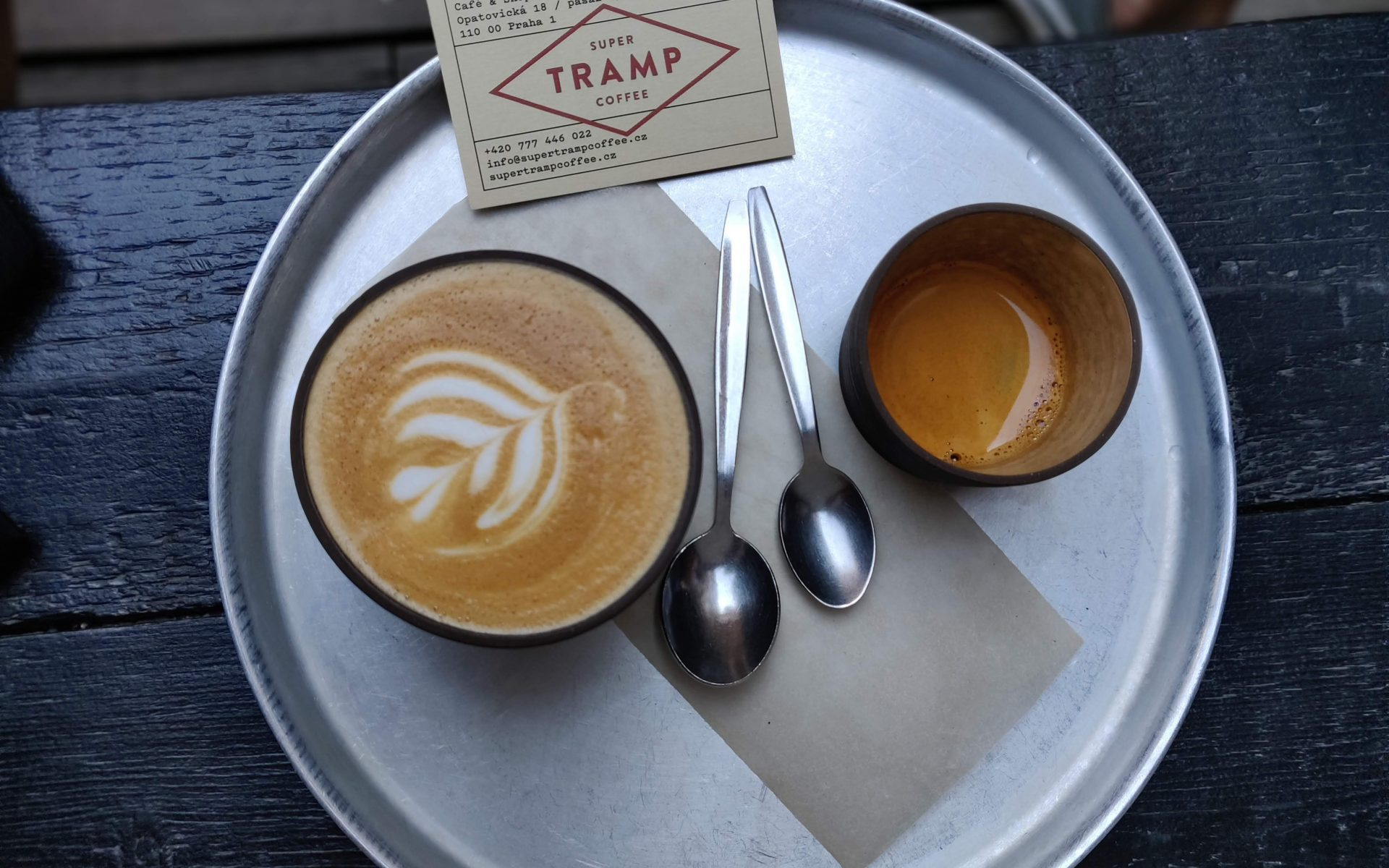 Super Tramp Coffee