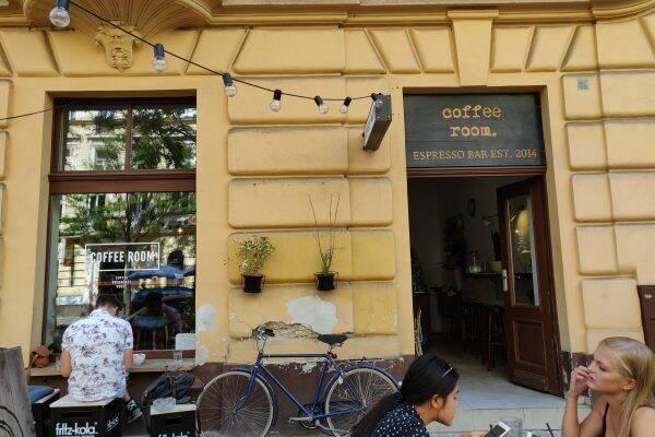 Coffee Room Praag