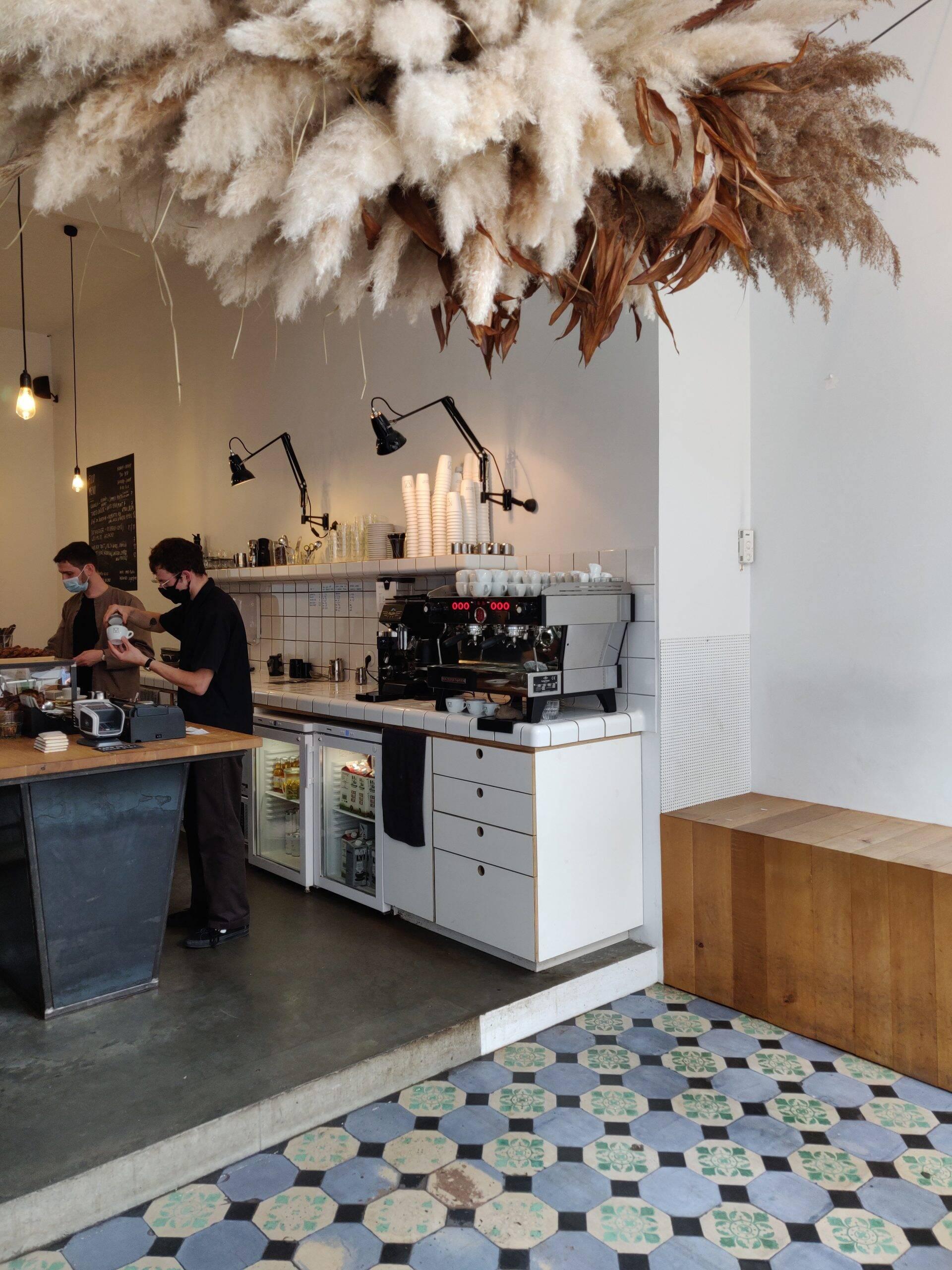 MOK Coffee Brussel