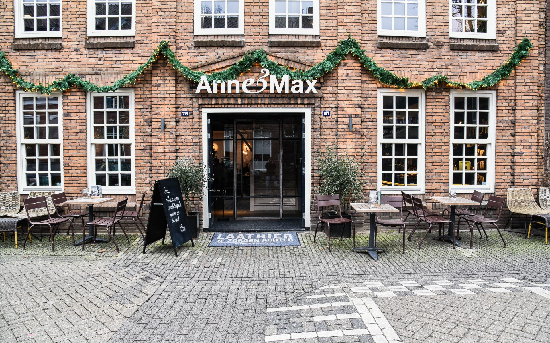 Anne & Max Eindhoven Eindhoven