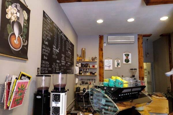 Zero Point Coffee Madrid