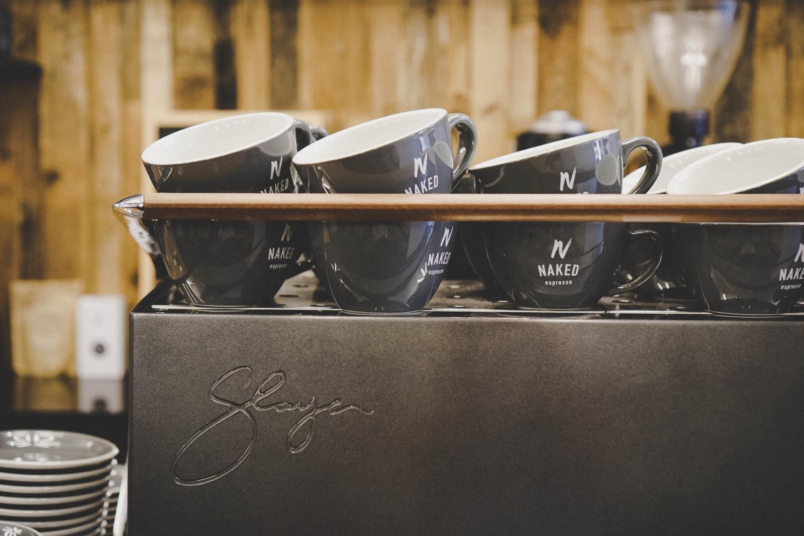 NAKED Espresso Amsterdam