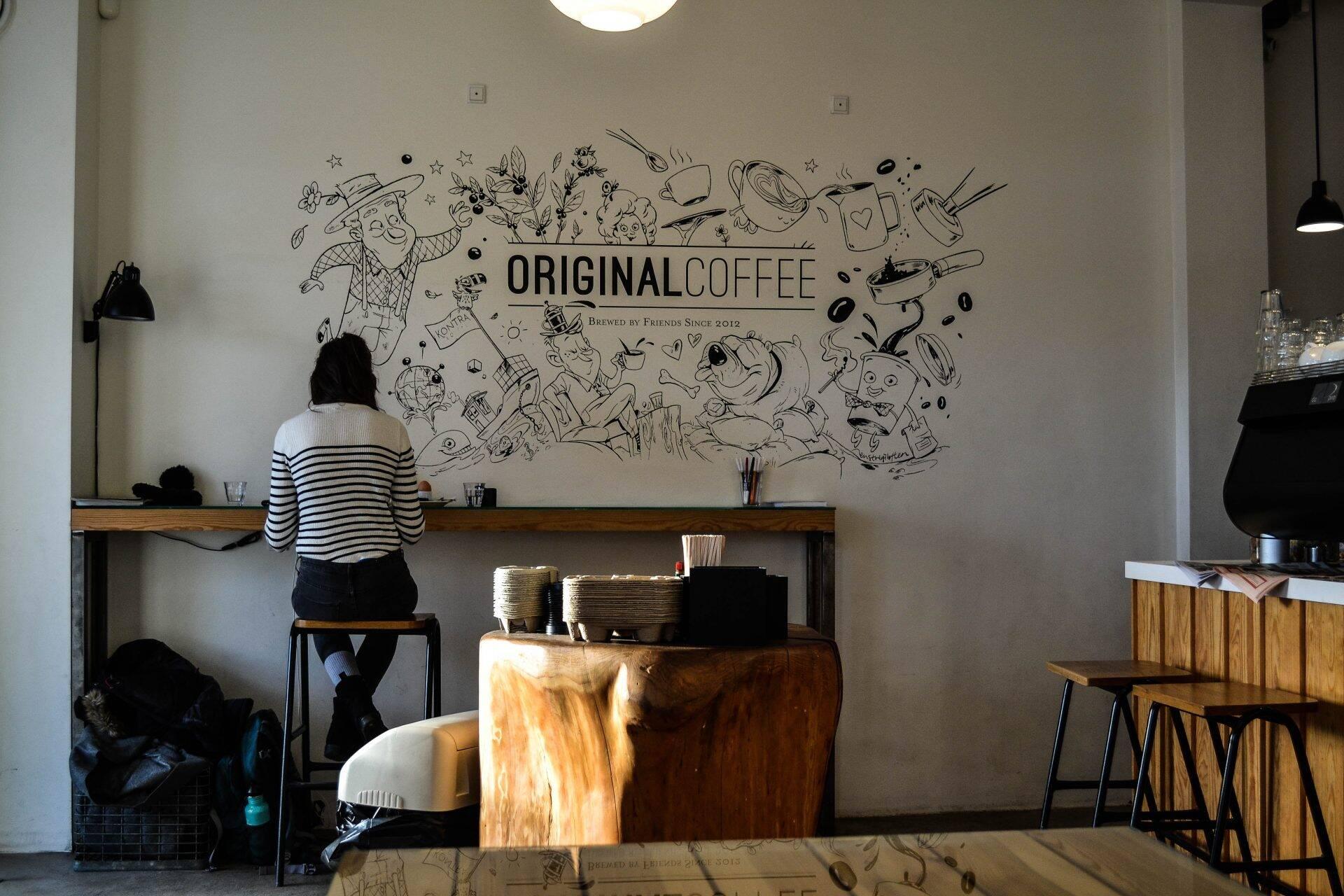 Original Coffee Dosseringen in Kopenhagen