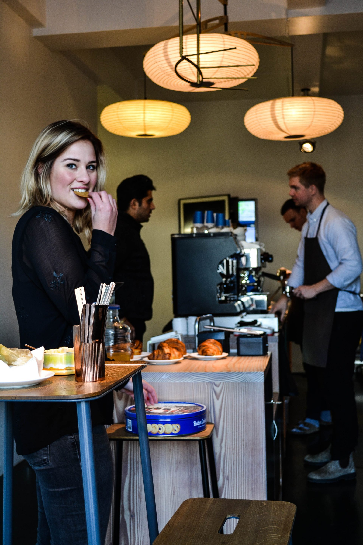Prolog Coffee Bar in Kopenhagen