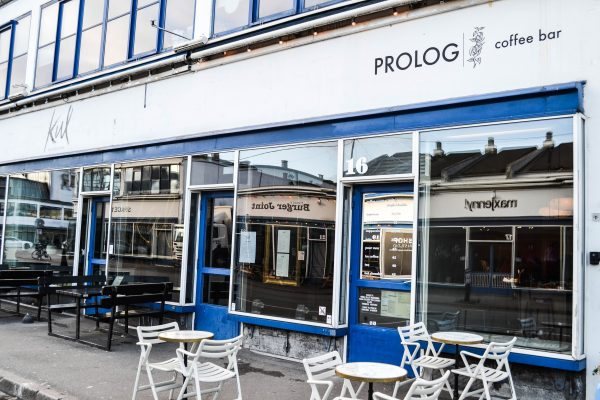 Prolog Coffee Bar Kopenhagen