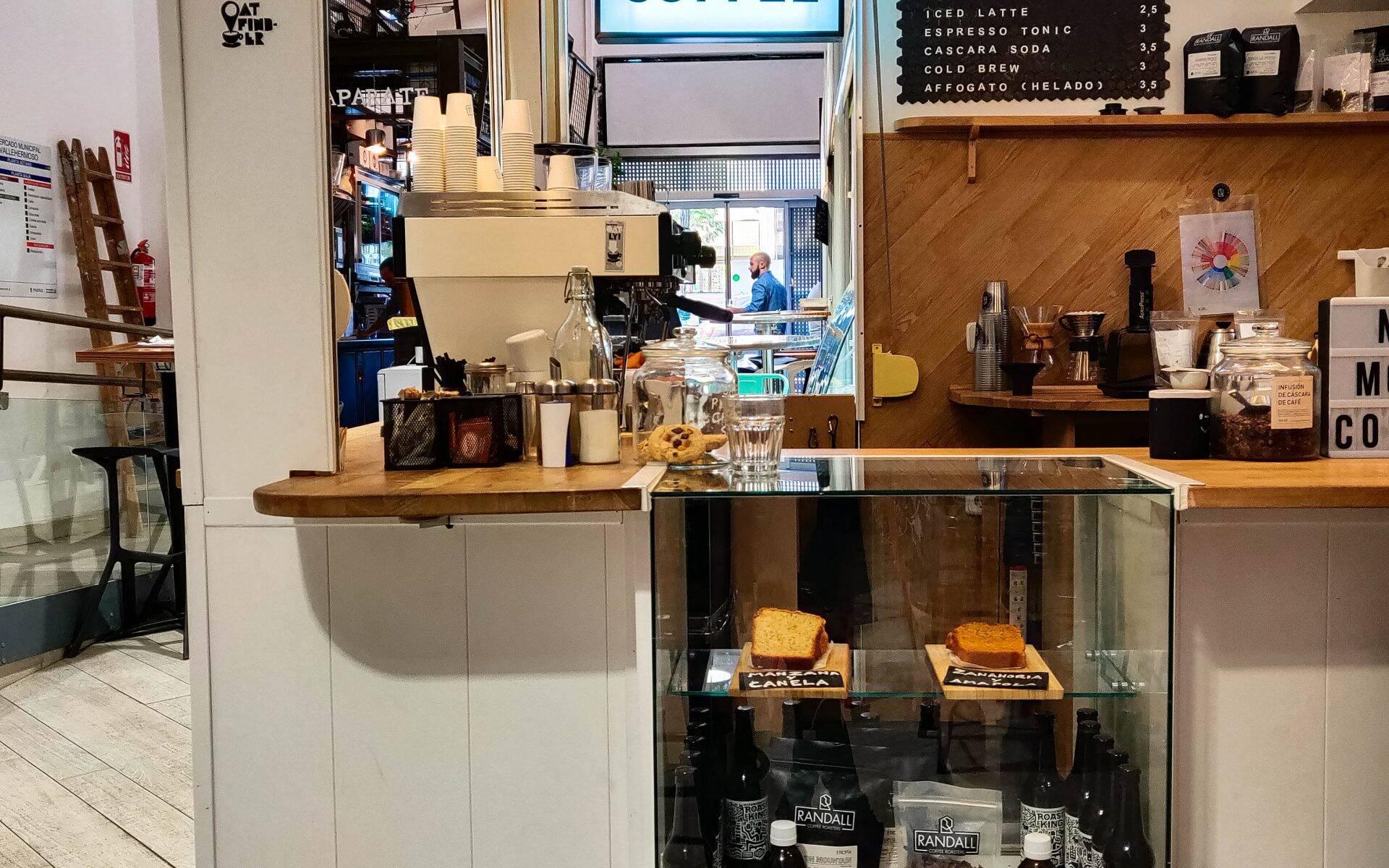 Randall Coffee Roasters Madrid