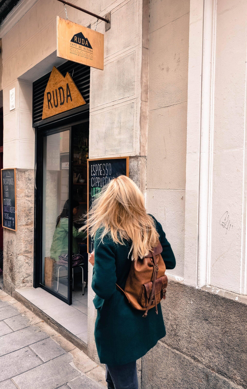 Ruda Café in Madrid