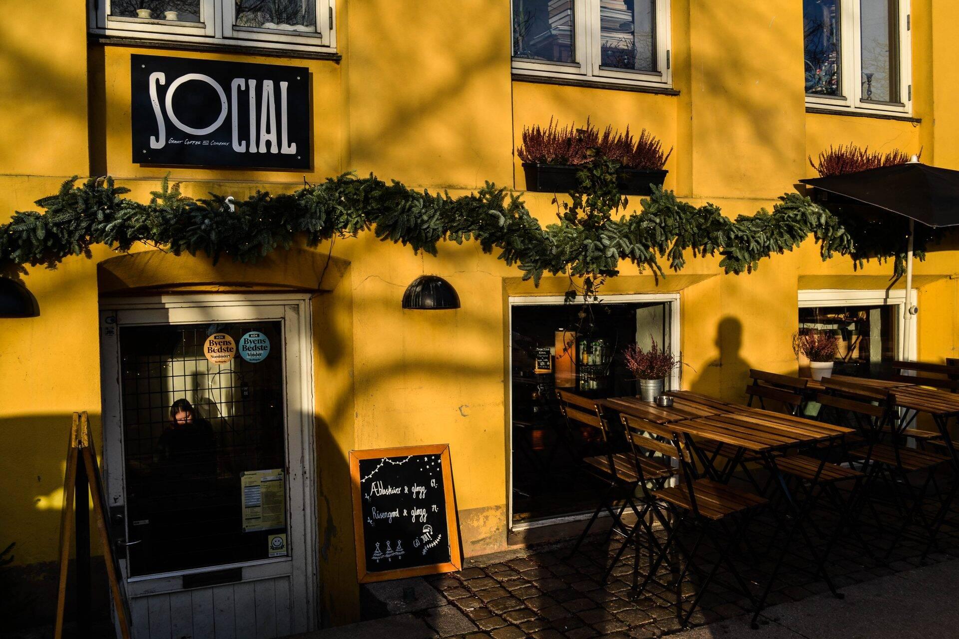 SOCIAL in Kopenhagen