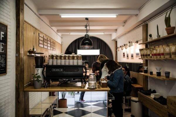 Syra Coffee Barcelona