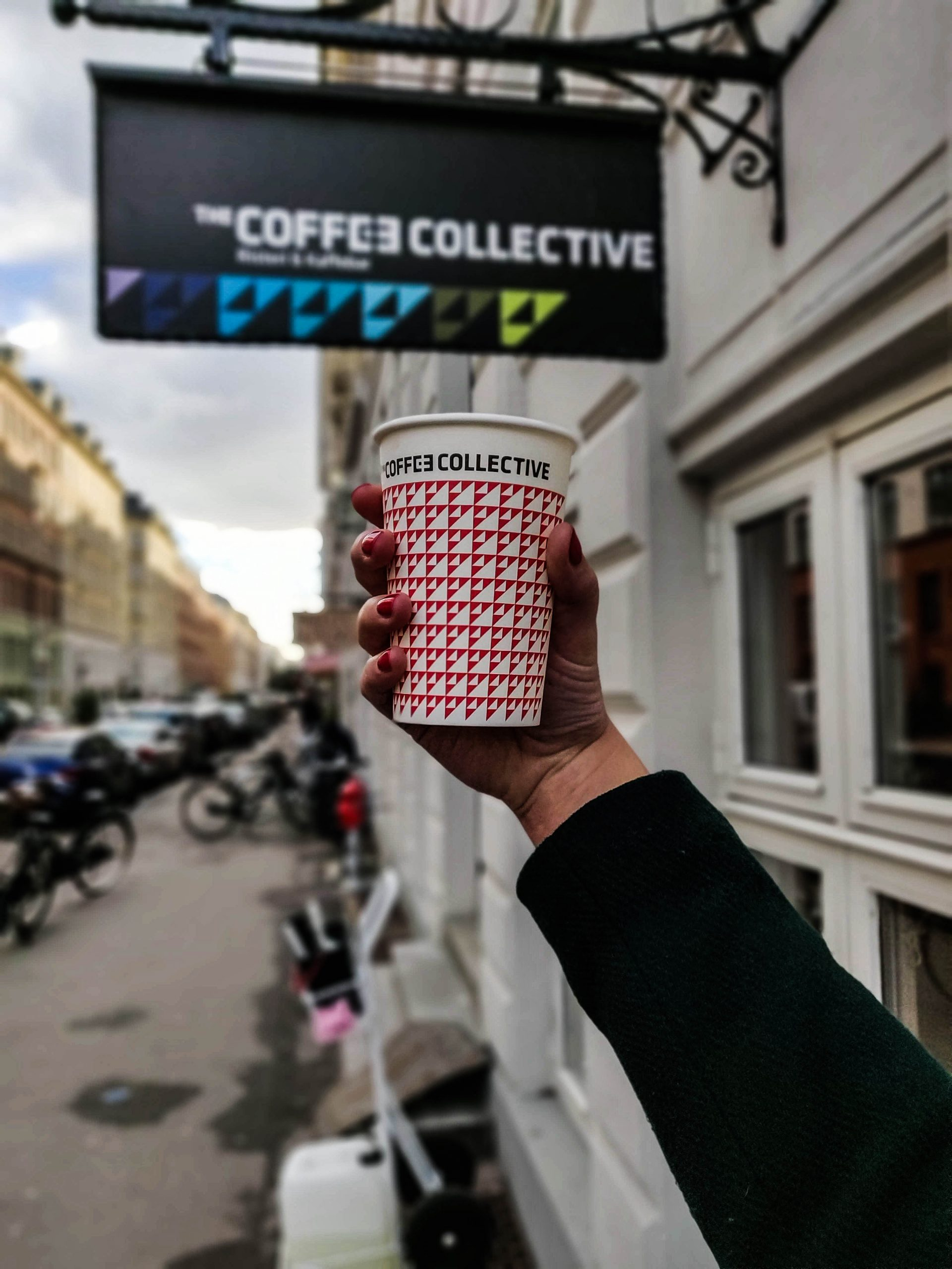 The Coffee Collective Jægersborggade in Kopenhagen