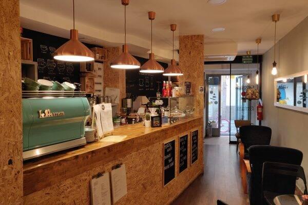 Urbano Specialty Coffee Madrid