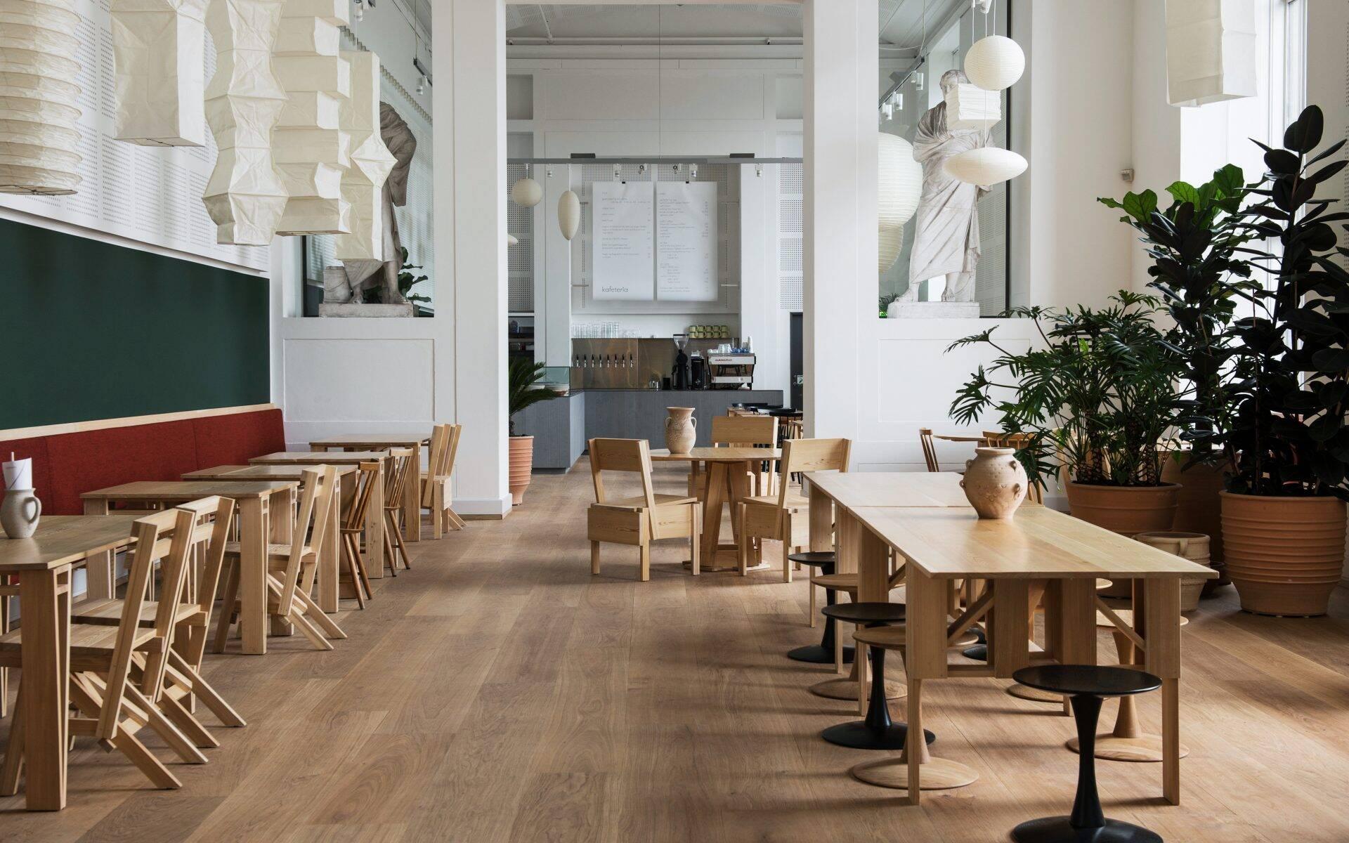 Kafeteria Kopenhagen