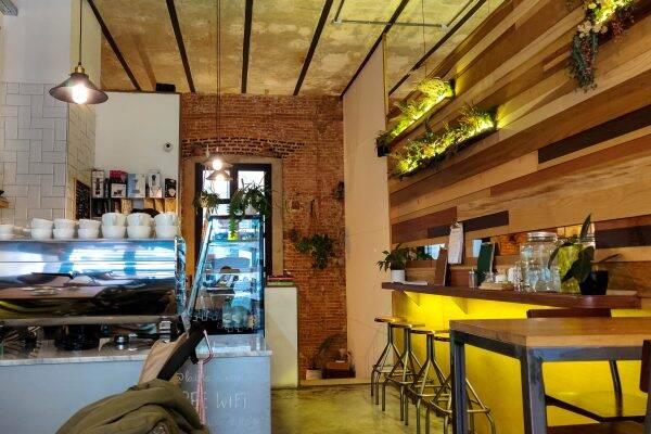 La Colectiva Café Madrid