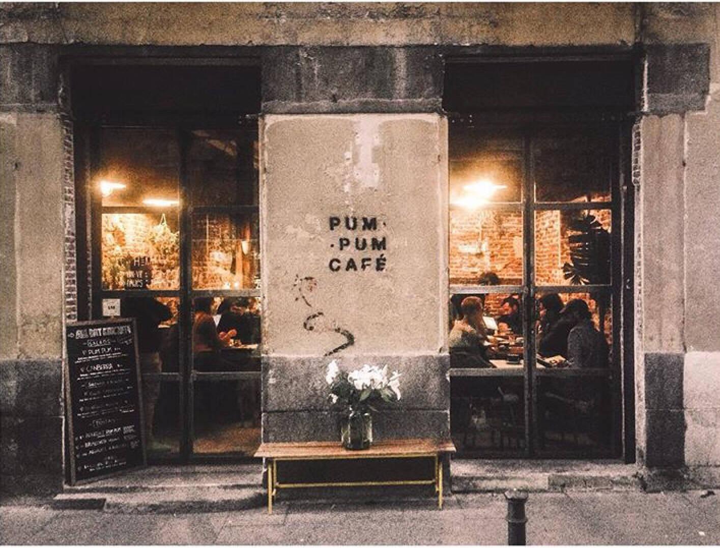 Pum Pum Café Madrid