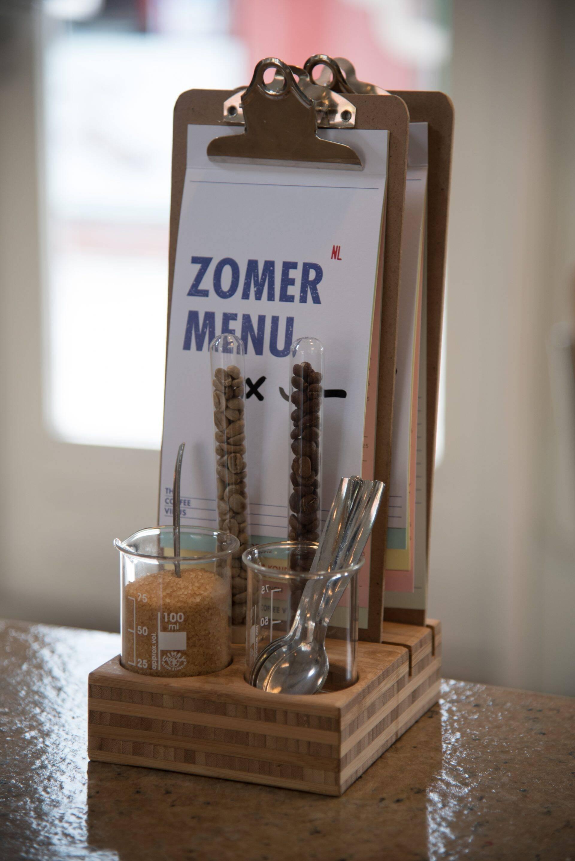 The Coffee Virus in Amsterdam
