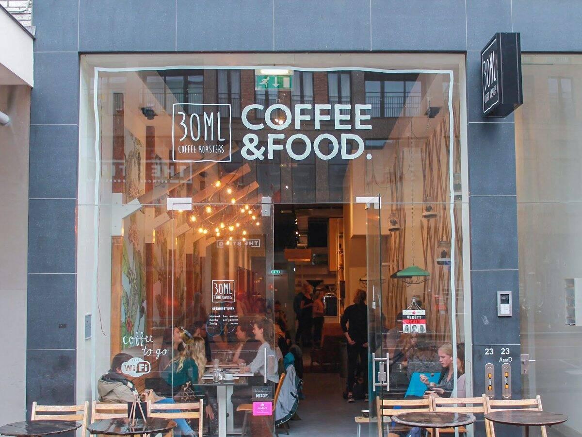 30 ML Coffee Roasters Vredenburg Utrecht