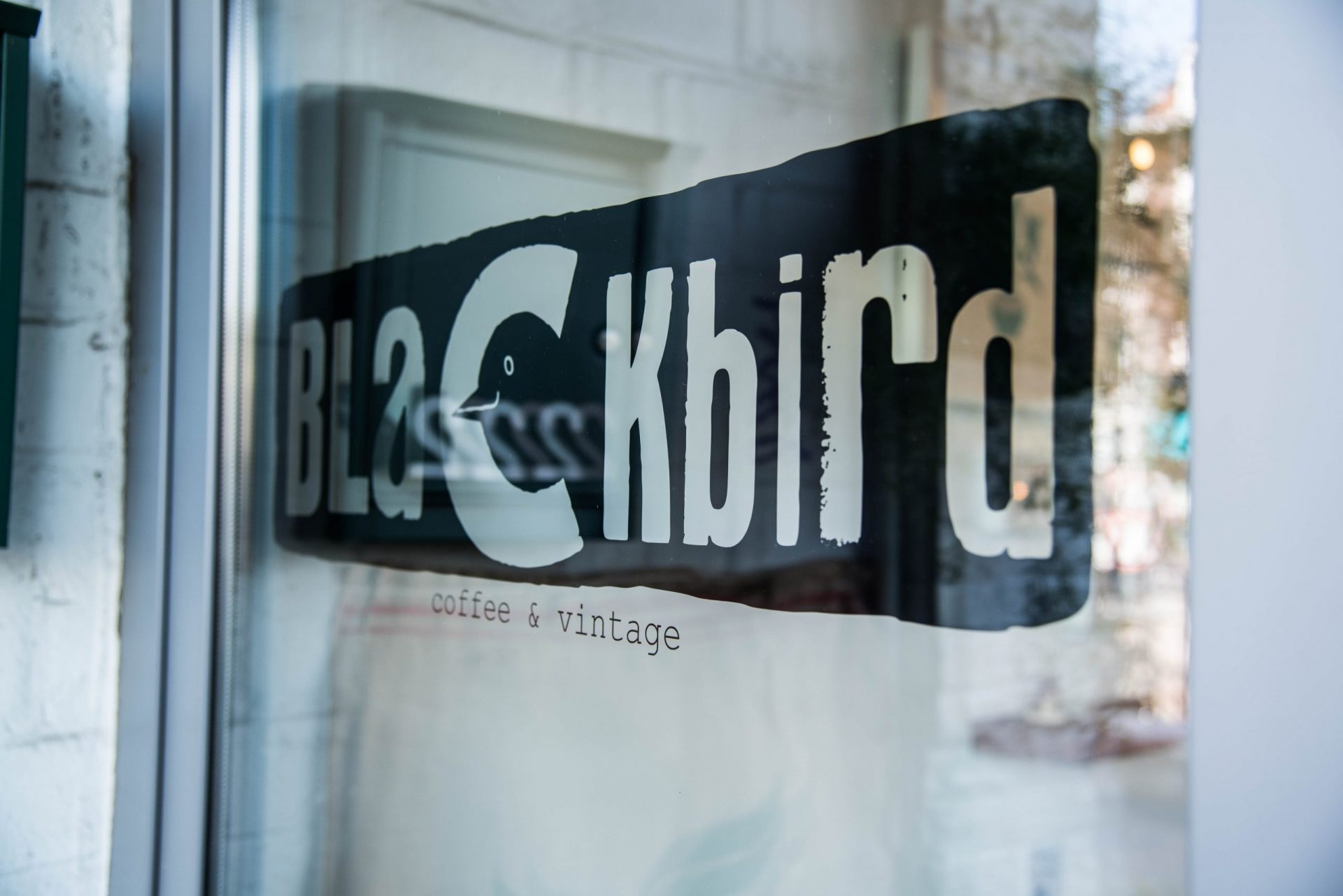 Blackbird coffee & vintage in Utrecht