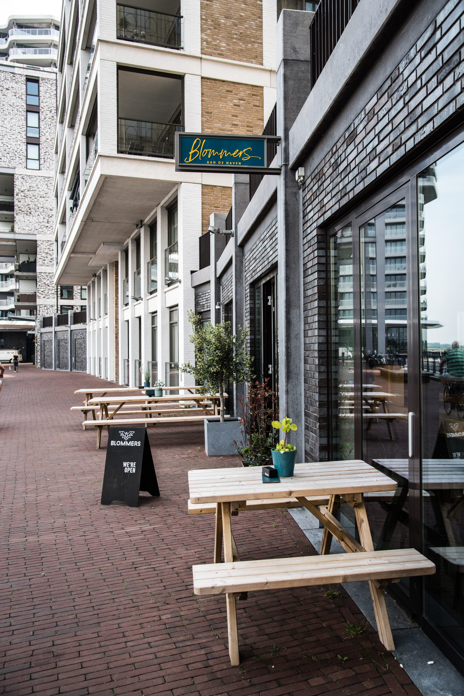Blommers Bar in Nijmegen