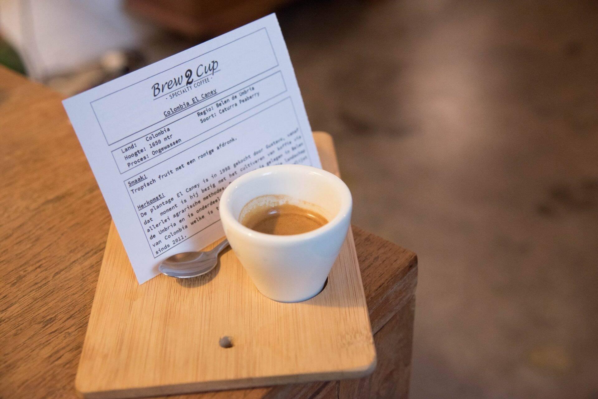 Koffiebar Arnhem - Brew2cup