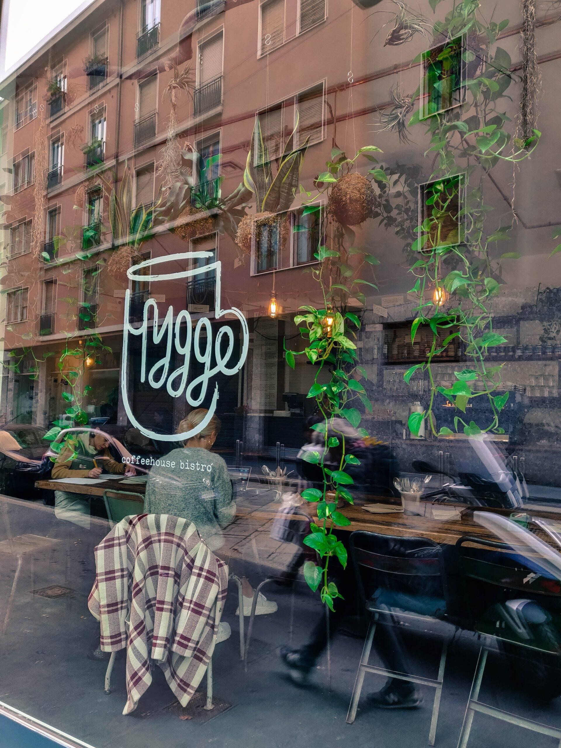 Hygge Corner in Milaan