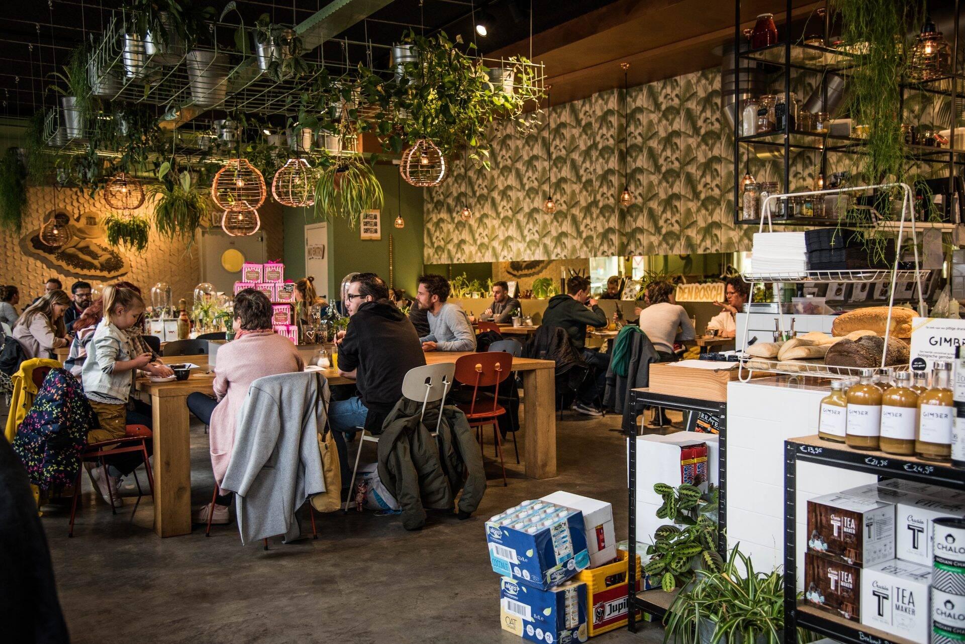 Coffeelab Den bosch in 's-Hertogenbosch