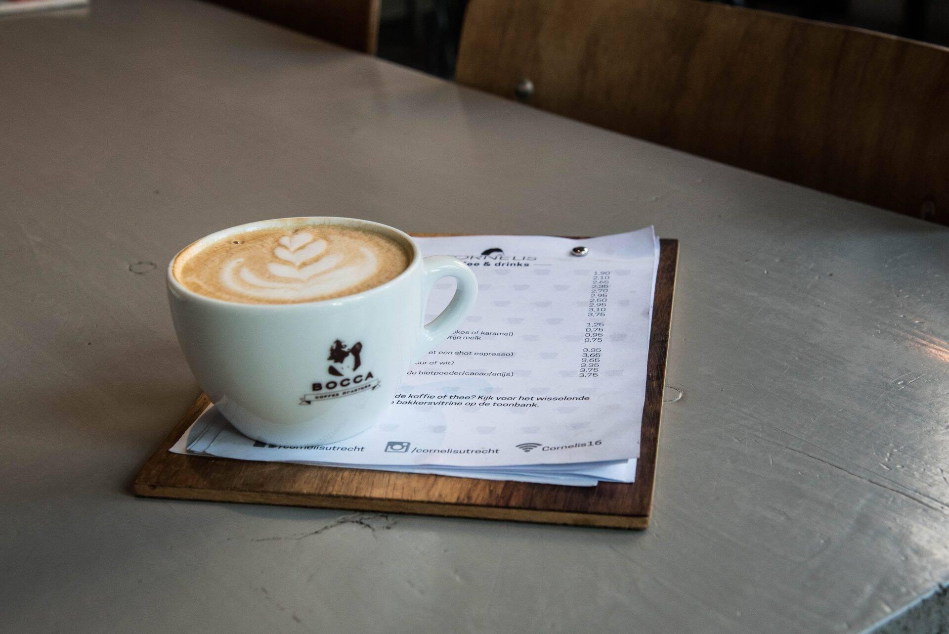 Cornelis Coffee in Utrecht